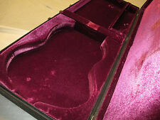 1971 GIBSON SG STANDARD CASE -- made in USA