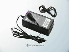 AC Adapter For HP Deskjet 1050 1000 2050 All-In-One J510 j410 Series Inkjet Cord