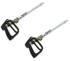 2 Chemical SPRAY GUNS Tree Shrub Bush Lawn Roof Insect Pest Control Maintenance
