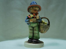 "Goebel Hummel #378 ""Easter Greetings"" TMK6 1982. Made in Germany Ship Same Day"