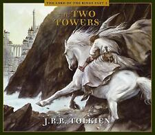 AUDIO BOOK - CD - Lord of the Rings - The Two Towers by J. R. R. Tolkien