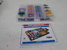 Snap Circuits 203 Electronics Discovery Kit CM-200