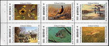 TEXAS #34 2013  STATE DUCK  STAMP WOOD DUCK IN BOOKLET OF 6 DIFFERENT