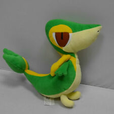 """New POKEMON #495 Snivy 8"""" Tomy Plush Doll Toy Figure Collectible CUTE"""