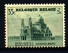 BELGIUM - BELGIO - 1938 - Pro costruzione della basilica di Koekelberg.