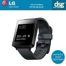 GENUINE LG W100 G SMART WATCH ANDROID WEAR WATER & DUST PROOF