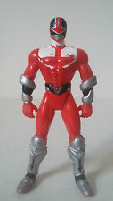 POWER RANGERS TIME FORCE - RANGER ROUGE RED VECTOR CYCLE - BANDAI 2000