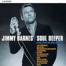 JIMMY BARNES SOUL DEEPER SONGS FROM THE DEEP SOUTH CD NEW