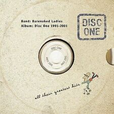 Disc One: All Their Greatest Hits (1991-2001)  Barenaked Ladies (CD, 2001)