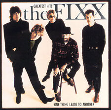 The Fixx - One Thing Leads to Another: Greatest Hits Fixx Audio CD