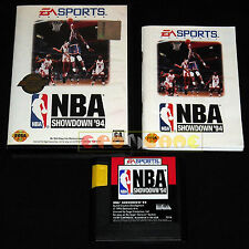 NBA SHOWDOWN '94 Megadrive Md Mega Drive Versione Americana NTSC ••••• COMPLETO