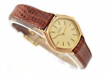 Vintage Girard Perregaux Gold Plated Hand Wind Ladies Petite Watch 1178