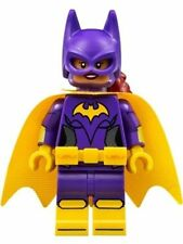 Batgirl Batman Lego movie Minifigure figure villain 1960s tv show cartoon