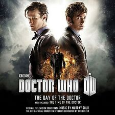 Murray Gold - Doctor Who: The Day of the Doctor (Original Soundtrack) [New CD]