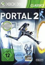 Portal 2 - (Microsoft Xbox 360, 2013, DVD-Box)