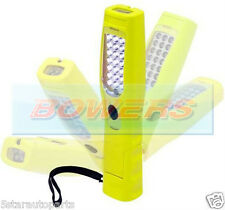 EHL180Y YELLOW RECHARGEABLE MAGNETIC LED INSPECTION WORK HAND LAMP LIGHT TORCH