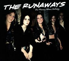 The  Mercury Albums Anthology [Digipak] * by The Runaways (CD, Mar-2010, 2...