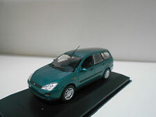 FORD FOCUS TURNIER MKI 1998 - 2004 MINICHAMPS DEALER 1/43