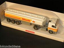 Tanksattelzug Shell MB   Wiking  HO 1:87 #4656