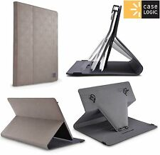 "Case Logic Carry Stand Cover Ipad Galaxy Tablet 9-10"" Universal Fit Trendy 746"