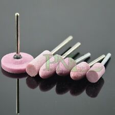 6PC Mounted Column Grinding Stone Set Dremel Accessories For Rotary Tool