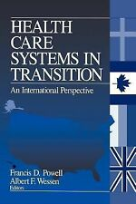 Health Care Systems in Transition : An International Perspective (1998,...