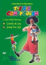 Big Comfy Couch, The - Comfy & Joy/Jump for Joy (DVD, 2003, Withdrawn from...