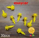 30 Tail Door Panel Clip Retainer For Jeep Grand Cherokee Chrysle Breeze 6502991
