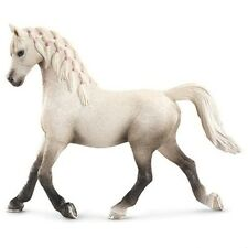 SCHLEICH Toy Animal Figurine Farm Life White Horse Pony 13761 ARABIAN MARE