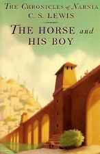The Horse and His Boy (Narnia)-ExLibrary
