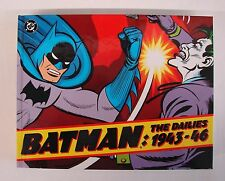 US Batman The Dailies 1943-1946 HC (slipcase) (Z1)