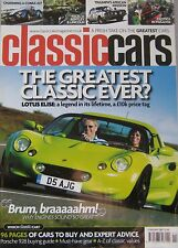 Classic Cars 02/2007 featuring Facel Vega, Lincoln, Bentley, Lotus, AC Cobra