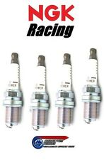 Set 4x Ultra Cold NGK V-Power Racing Spark Plugs HR9 For S14 200SX Zenki SR20DET