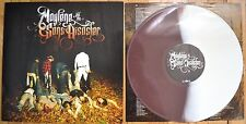Maylene And The Sons Of Disaster II Vinyl LP Brown/White Split /300 NM
