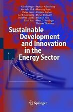 Sustainable Development and Innovation in the Energy Sector by Rudi Kurz,...