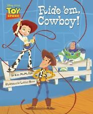 Ride 'em, Cowboy! (Toy Story)-ExLibrary