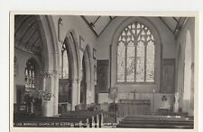 The Borough Church of St. Clement Hastings, Judges 31381 Postcard, A924