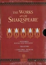 The Works of Shakespeare by William Shakespeare (Hardback, 2006)