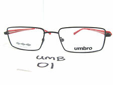 UMBRO Sporty Red & Black Eyeglasses Frame Unisex (UMB-01)