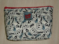 Disney Donald Duck Cosmetic Bag Multipurpose Pouch pencil case
