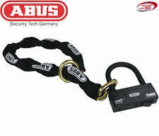 ABUS Granit 58/12 KS 120 12mm Noose Chain + 58 U Lock - Made in Germany