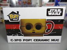 Star Wars Funko Smugglers Bounty Exclusive POP C3P0 Large Mug