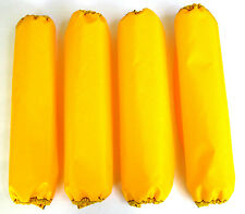 Shock Covers Yamaha Grizzly 350 450 550 660 700 Yellow Set of 4