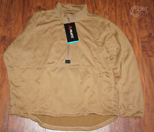 NEW! USMC Polartec Grid Fleece Power Dry Shirt PECKHAM XLARGE Pullover XL MCWCS