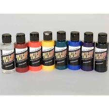 (95,65€/1l) Auto Air Colors Set - Candy Musterset - 8 x 60ml. 11 4699 Airbrushfa