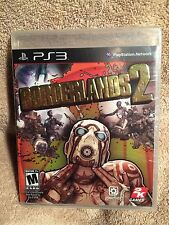 Borderlands 2 Sony Playstation 3 Brand New Factory Sealed