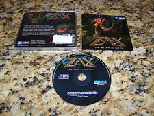 Zax The Alien Hunter (PC, 2001) Game Program Windows (Mint)