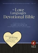 The Love Languages Devotional Bible, Hardcover Edition, Chapman, Gary D, Chapman