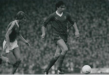 Alan HANSEN SIGNED Autograph Photo AFTAL COA Liverpool Legend Captain Pundit BBC