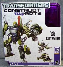 TRANSFORMERS CONSTRUCT BOTS BLITZWING SET
